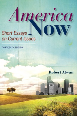 America Now by Robert Atwan - Thirteenth Edition, 2020 from Macmillan Student Store