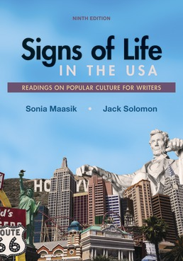 Signs of Life in the USA by Sonia Maasik; Jack Solomon - Ninth Edition, 2018 from Macmillan Student Store