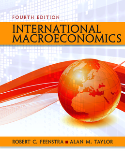 International Macroeconomics by Robert Feenstra; Alan Taylor - Fourth Edition, 2017 from Macmillan Student Store