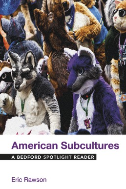 American Subcultures by Eric Rawson - First Edition, 2018 from Macmillan Student Store