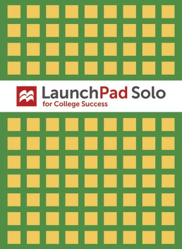 LaunchPad Solo for College Success (1-Term Access) by John N. Gardner; Betsy O. Barefoot - Second Edition, 2016 from Macmillan Student Store