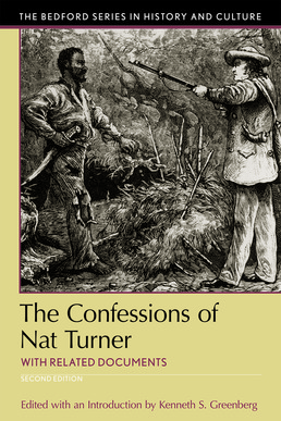 The Confessions of Nat Turner by Kenneth S. Greenberg - Second Edition, 2017 from Macmillan Student Store