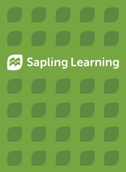 Sapling Advanced Course for Mass and Energy Balances (Single-Term Access) by Sapling Learning - First Edition, 2016 from Macmillan Student Store