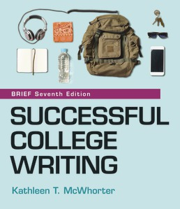 Successful College Writing, Brief Edition by Kathleen T. McWhorter - Seventh Edition, 2018 from Macmillan Student Store