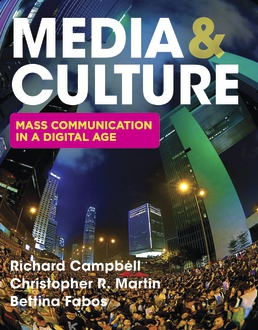 Media & Culture by Richard Campbell; Christopher Martin; Bettina Fabos - Twelfth Edition, 2019 from Macmillan Student Store