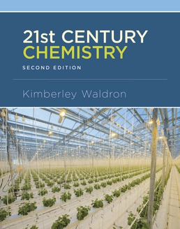 21st Century Chemistry by Kimberley Waldron - Second Edition, 2019 from Macmillan Student Store
