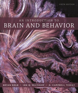 Introduction to Brain and Behavior by Bryan Kolb; Ian Q. Whishaw; G. Campbell Teskey - Sixth Edition, 2019 from Macmillan Student Store