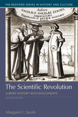 The Scientific Revolution by Margaret C. Jacob - Second Edition, 2019 from Macmillan Student Store