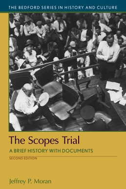 Scopes Trial by Jeffrey P. Moran - Second Edition, 2021 from Macmillan Student Store