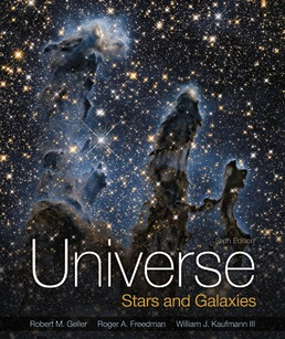 Universe: Stars and Galaxies by Roger Freedman; Robert Geller; William Kaufmann - Sixth Edition, 2019 from Macmillan Student Store