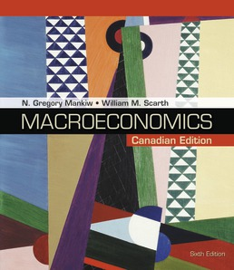 Loose-leaf Version for Macroeconomics: Canadian Edition by Gregory Mankiw; William Scarth - Sixth Edition, 2020 from Macmillan Student Store