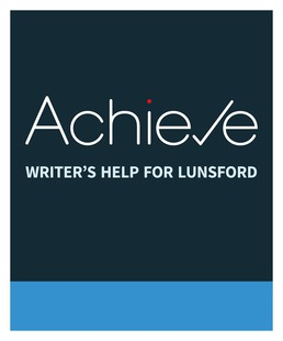Achieve Writer's Help for Lunsford (1-Term Access) by Andrea A. Lunsford - Third Edition, 2020 from Macmillan Student Store