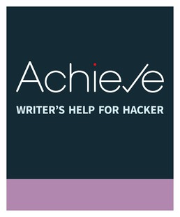 Achieve Writer's Help for Hacker (1-Term Access) by Diana Hacker; Stephen A. Bernhardt; Nancy Sommers - Third Edition, 2020 from Macmillan Student Store