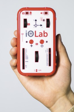 iOLab Version 2.0 by Mats Selen; Tim Stelzer - First Edition, 2015 from Macmillan Student Store
