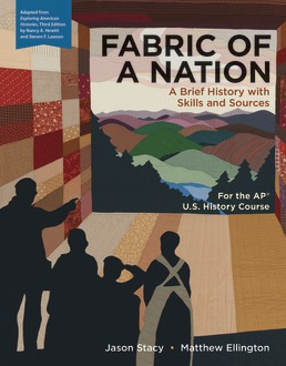 Fabric of a Nation by Jason Stacy; Matthew J. Ellington - First Edition, 2020 from Macmillan Student Store