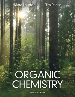 Organic Chemistry by Marc Loudon; Jim Parise - Seventh Edition, 2021 from Macmillan Student Store