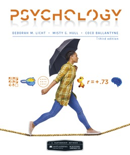 Scientific American: Psychology by Deborah Licht; Misty Hull; Coco Ballantyne - Third Edition, 2020 from Macmillan Student Store