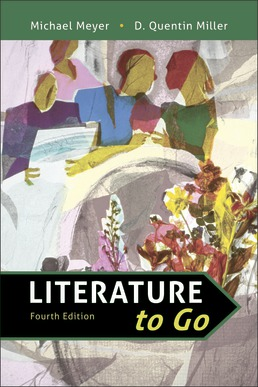 Literature to Go by Michael Meyer; D. Quentin Miller - Fourth Edition, 2020 from Macmillan Student Store