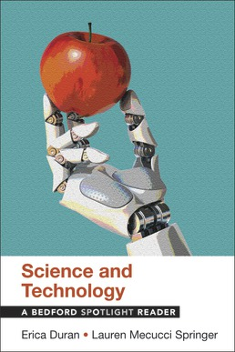 Science and Technology by Erica Duran; Lauren Mecucci Springer - First Edition, 2020 from Macmillan Student Store