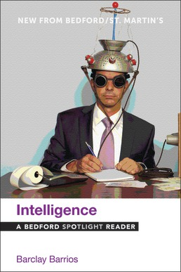 Intelligence by Barclay Barrios - First Edition, 2021 from Macmillan Student Store