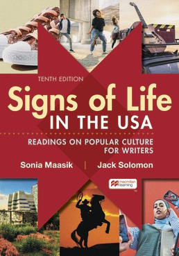 Signs of Life in the USA by Sonia Maasik; Jack Solomon - Tenth Edition, 2021 from Macmillan Student Store