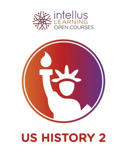 Intellus Open Course for United States History II (Six Months Access) by Intellus - First Edition, 2019 from Macmillan Student Store