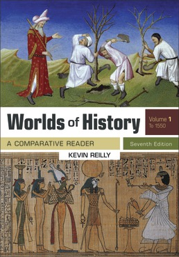 Worlds of History, Volume 1 by Kevin Reilly - Seventh Edition, 2020 from Macmillan Student Store