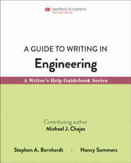 A Guide to Writing in Engineering by Stephen Bernhardt; Nancy Sommers - First Edition, 2019 from Macmillan Student Store