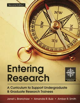 Entering Research by Janet L. Branchaw; Amanda R. Butz; Amber Smith - Second Edition, 2020 from Macmillan Student Store