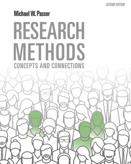 Research Methods by Michael Passer - Second Edition, 2017 from Macmillan Student Store