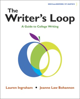 Writer's Loop by Lauren Ingraham; Jeanne Bohannon - First Edition, 2020 from Macmillan Student Store