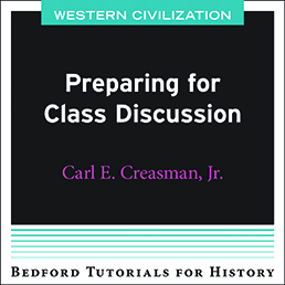 Preparing for Class Discussion - West by Bedford/St. Martin's - First Edition, 2021 from Macmillan Student Store