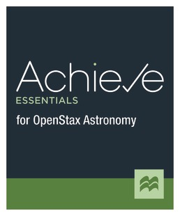 Achieve Essentials for OpenStax Astronomy (1-Term Access) by Macmillan Learning - First Edition, 2021 from Macmillan Student Store