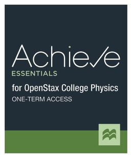 Achieve for OpenStax College Physics (1-Term Access) by Macmillan Learning - First Edition, 2021 from Macmillan Student Store