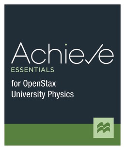 Achieve Essentials for OpenStax University Physics (1-Term Access) by Macmillan Learning - First Edition, 2021 from Macmillan Student Store