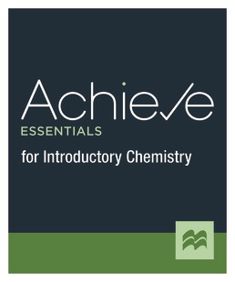 Achieve Essentials for Introductory Chemistry (1-Term Access) by Macmillan Learning - First Edition, 2021 from Macmillan Student Store