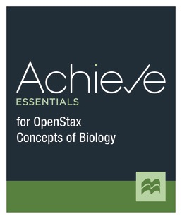 Achieve Essentials for OpenStax Concepts of Biology (1-Term Access) by Macmillan Learning - First Edition, 2021 from Macmillan Student Store