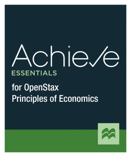 Achieve Essentials for OpenStax Principles of Economics (1-Term Access) by Macmillan Learning - Second Edition, 2021 from Macmillan Student Store