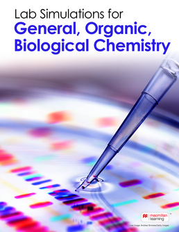 Achieve General, Organic and Biochemistry Lab Simulations (1-Term Access) by Macmillan Learning - First Edition, 2021 from Macmillan Student Store