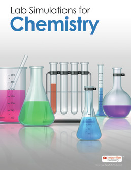 Achieve for General Chemistry Simulations (5 Lab Pack; 1-Term Access) by Macmillan Learning - First Edition, 2021 from Macmillan Student Store