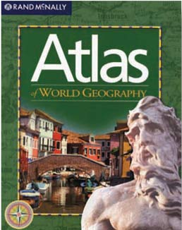 Atlas of World Geography by Rand McNally - First Edition, 2007 from Macmillan Student Store
