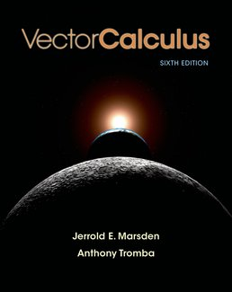 Vector Calculus 6e & MHE Student Flyer by Jerrold E. Marsden; Anthony Tromba - Sixth Edition, 2013 from Macmillan Student Store