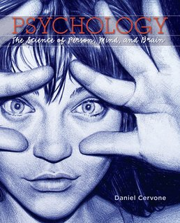 Psychology: The Science of Person, Mind, and Brain by Daniel Cervone; Tracy L. Caldwell - First Edition, 2015 from Macmillan Student Store
