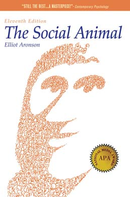 Social Animal by Elliot Aronson - Eleventh Edition, 2012 from Macmillan Student Store