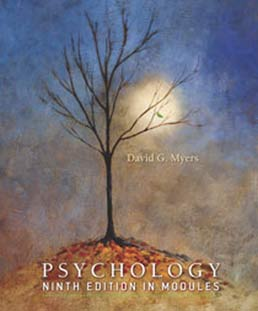 Psychology In Modules (High School) by David G. Myers - Ninth Edition, 2010 from Macmillan Student Store