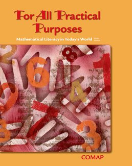 For All Practical Purposes (High School) by COMAP - Ninth Edition, 2012 from Macmillan Student Store