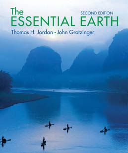 Essential Earth by Thomas H. Jordan; John Grotzinger - Second Edition, 2012 from Macmillan Student Store