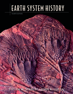 Earth System History by Steven M. Stanley; John A. Luczaj - Fourth Edition, 2015 from Macmillan Student Store