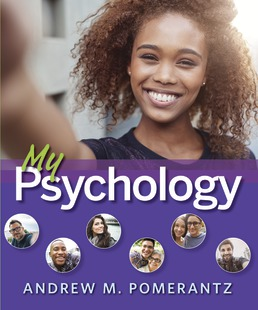 My Psychology by Andrew Pomerantz  - First Edition, 2018 from Macmillan Student Store