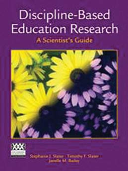 Discipline-Based Science Education Research by Stephanie Slater; Tim Slater; Janelle M. Bailey - First Edition, 2011 from Macmillan Student Store